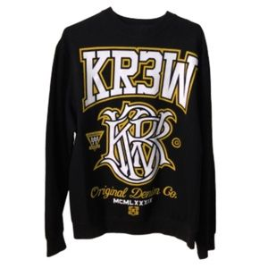 Kr3w   Crew Neck Pull Over Sweater